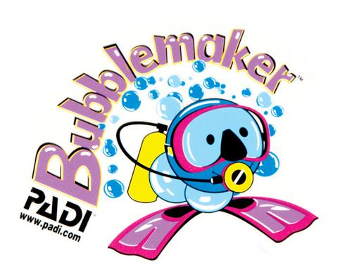 bubblemaker-logo | Scuba Diving in Greece | Scuba Andros