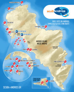 Dive Sites in Greece